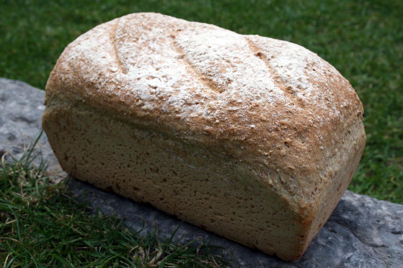 Niks zo heerlijk als de geur van versgebakken brood.