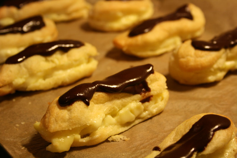 Eclairs - www.baksels.be